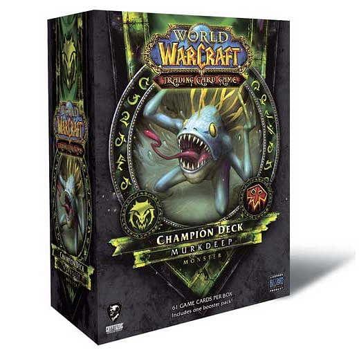 World of Warcraft TCG: Champion Deck - Murkdeep