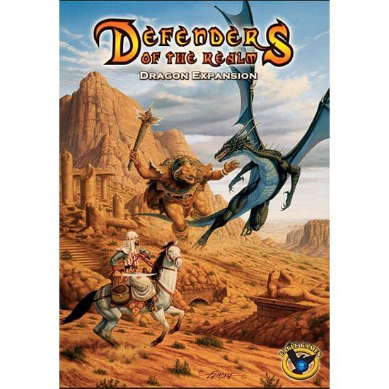 Defenders of the Realm: Dragons
