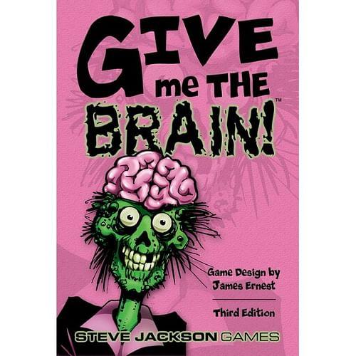 Dej sem mozek!