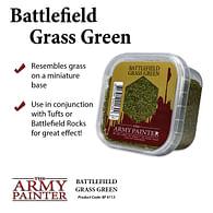 Dekorace Army Painter - Grass Green, posyp
