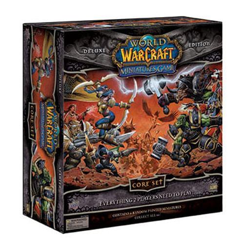 World of Warcraft Miniatures: Core Set - starter deluxe