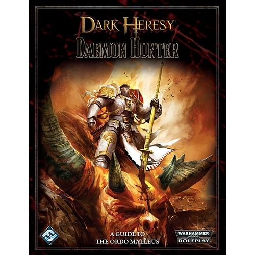 Dark Heresy: Daemon Hunter