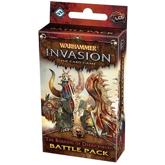 Warhammer Invasion LCG: Burning of Derricksburg
