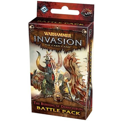 Warhammer Invasion LCG: Burning of Derricksburg