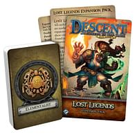Descent Second Edition: Lost Legends