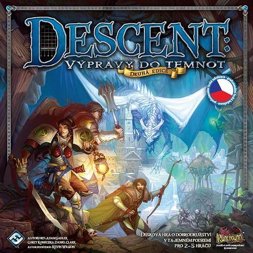 descent výpravy do temnot