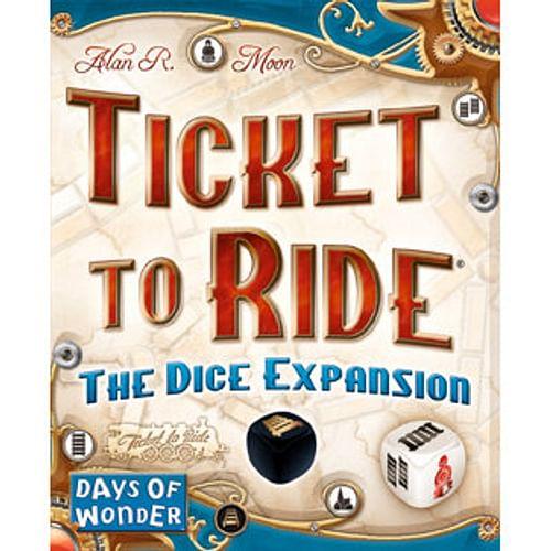 Ticket to Ride - kostkové rozšíření