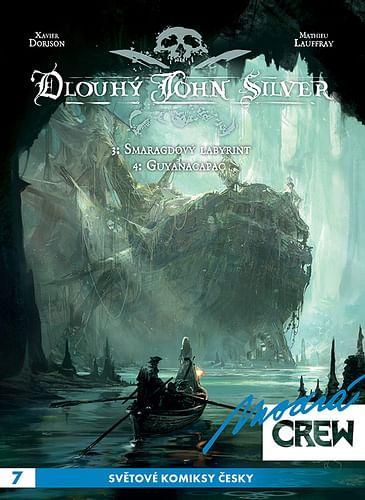 Dlouhý John Silver 1+2