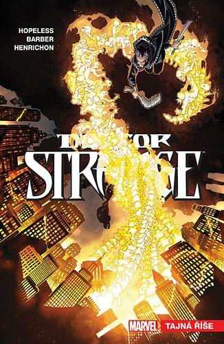 Doctor Strange 5: Tajná říše