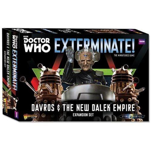 Doctor Who: Exterminate! - Davros & The New Dalek Empire