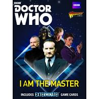 Doctor Who: Exterminate! - I am The Master