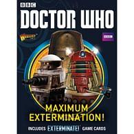 Doctor Who: Exterminate! - Maximum Extermination!