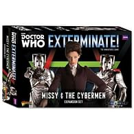 Doctor Who: Exterminate! - Missy & The Cybermen