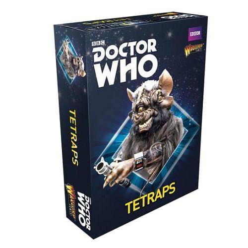 Doctor Who: Exterminate! - Tetraps