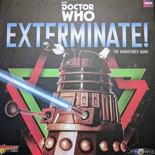 Doctor Who: Exterminate! The Miniatures Game