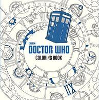 Doctor Who - omalovánky