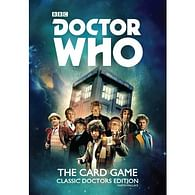 Doctor Who: The Card Game - Classic Doctor Edition