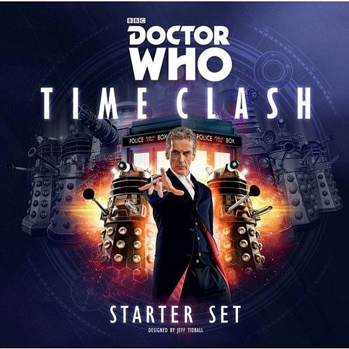Doctor Who: The Card Game - Time Clash Starter Set