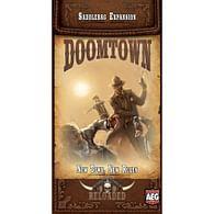 Doomtown: Reloaded - Saddlebag New Town, New Rules