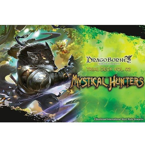 Dragoborne: Rise to Supremacy - Mystical Hunters Trial Deck