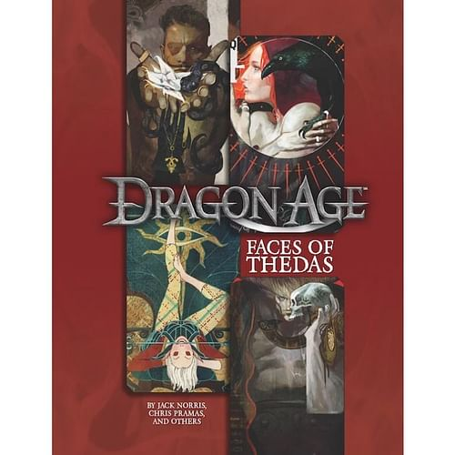 Dragon Age RPG - Faces of Thedas