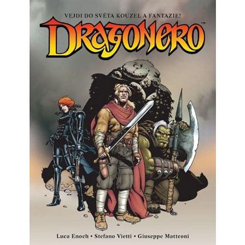 Dragonero - Temný drak
