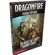 Dragonfire Heroes of the Sword Coast - Character Pack 1