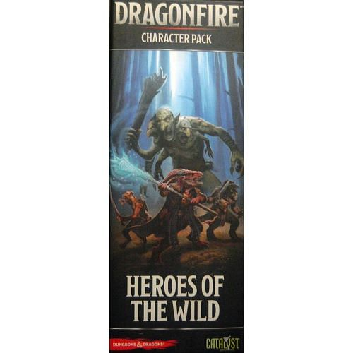 Dragonfire: Heroes of the Wild