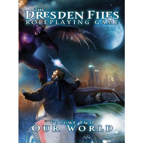 Dresden Files RPG Volume 2: Our World