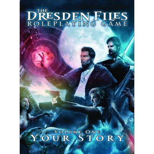 Dresden Files RPG Volume 1: Your Story
