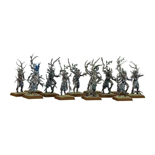 Warhammer Fantasy Battle: Wood Elf Dryads