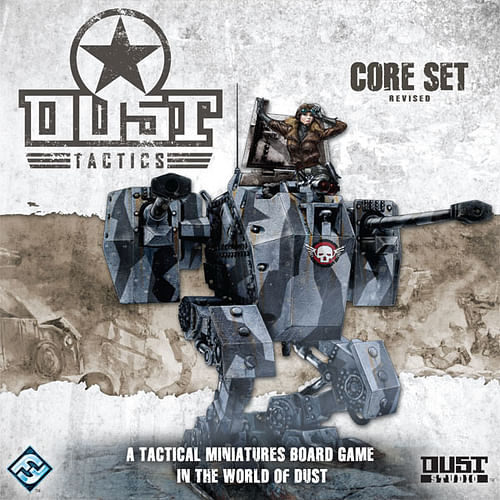 Dust Tactics: Revised Core Set