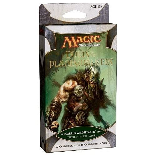 Magic: The Gathering - Duels of Planeswalkers Garruk Wildspeaker