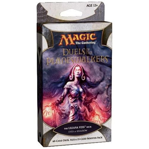 Magic: The Gathering - Duels of the Planeswalkers: Liliana Vess