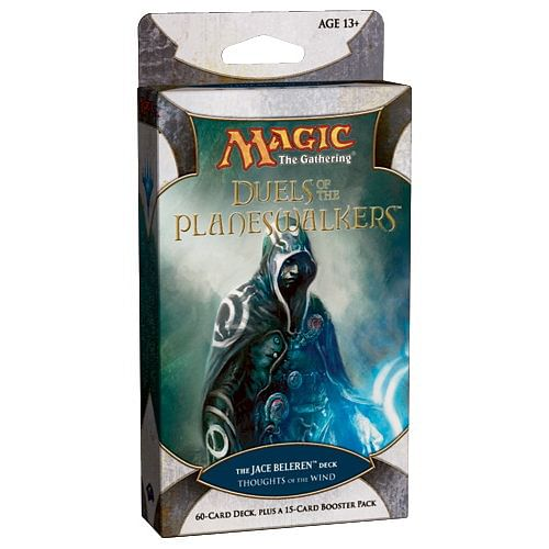 Magic: The Gathering - Duels of the Planeswalkers: Jace Beleren