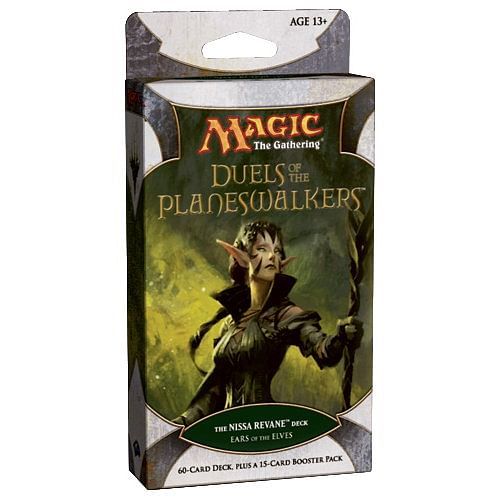 Magic: The Gathering - Duels of the Planeswalkers: Nissa Revane