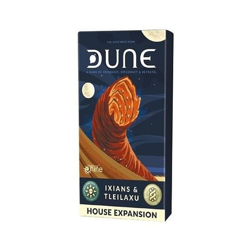 Dune: The Ixians and the Tleilaxu House