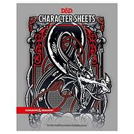 Dungeons and Dragons: 5th Edition - Character Sheets