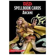 Dungeons and Dragons: Spellbook Cards - Arcane (257 karet)