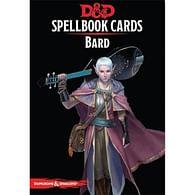 Dungeons and Dragons: Spellbook Cards - Bard (128 karet)