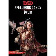 Dungeons and Dragons: Spellbook Cards - Druid (131 karet)