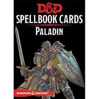Dungeons and Dragons: Spellbook Cards - Paladin (69 karet)