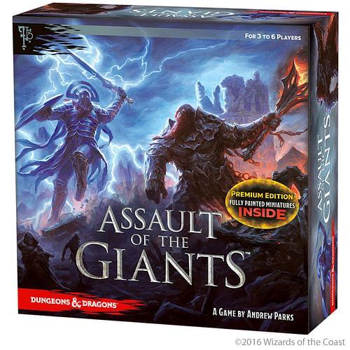 D&D: Assault of the Giants (Premium Edition)