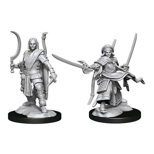Dungeons & Dragons Nolzur s Marvelous Miniatures - Human Ranger Male