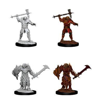 Dungeons & Dragons: Nolzur s Miniatures - Male Dragonborn Paladin