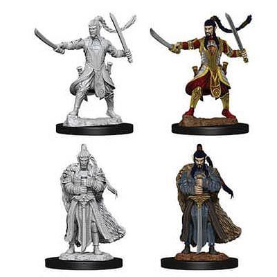 Dungeons & Dragons: Nolzur s Miniatures - Male Elf Paladin