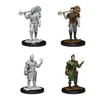 Dungeons & Dragons: Nolzur's Miniatures - Male Half-Elf Bard
