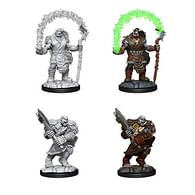Dungeons & Dragons: Nolzur's Miniatures - Orc Adventurers