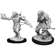 Dungeons & Dragons: Nolzur's Minis - Male Dragonborn Paladin