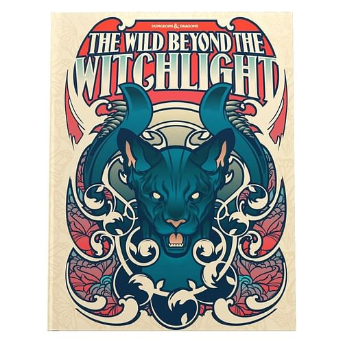 Dungeons & Dragons The Wild Beyond the Witchlight (alt cover)